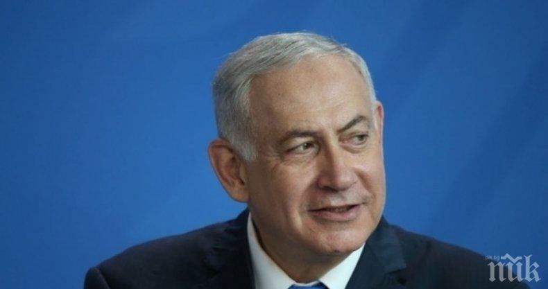 Секретарка на Бенямин Нетаняху е с COVID-19