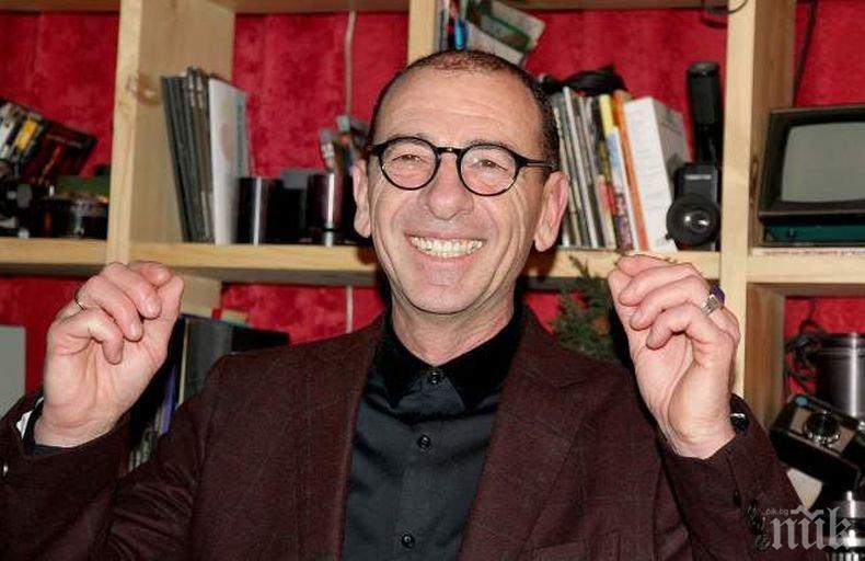 Димитър Маринов представя късометражния си филм до месец