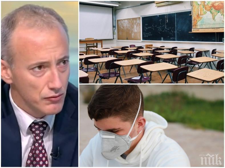 Образователният министър Вълчев с горещи подробности за починалите учителки и ще бъдат ли затваряни училищата