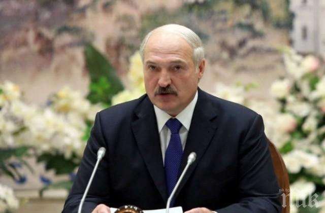 ЕС удължи с година санкциите срещу Лукашенко и десетки представители на режима му