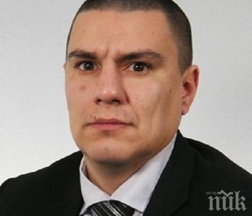 Бранко стана шеф на полицията в Козлодуй