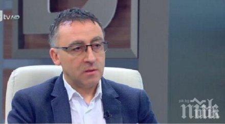 Диян Стаматов вкарва 119-о училище в София в онлайн режим