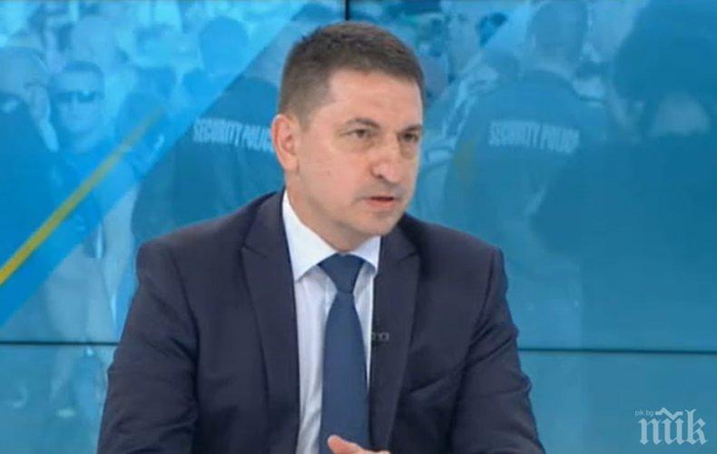 Терзийски: МВР държи под око  28 400 карантинирани лица у нас, всички служители са ангажирани с мерките срещу COVID-19