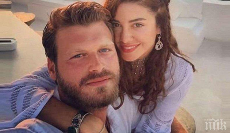 Скандално: Къванч Татлъту биел жена си