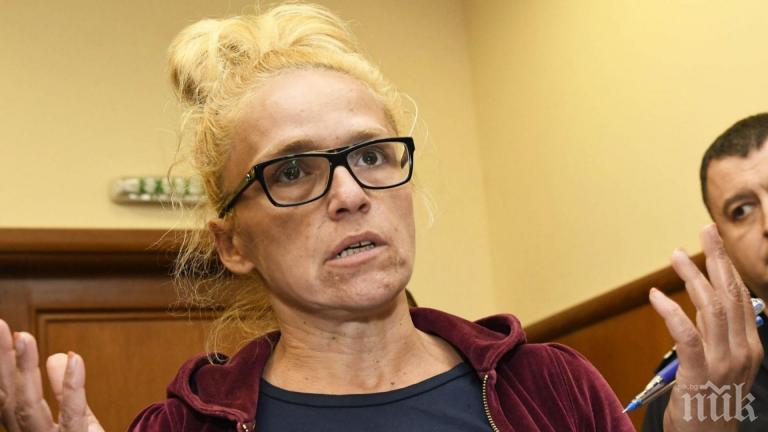 Съдът отряза окончателно Десислава Иванчева
