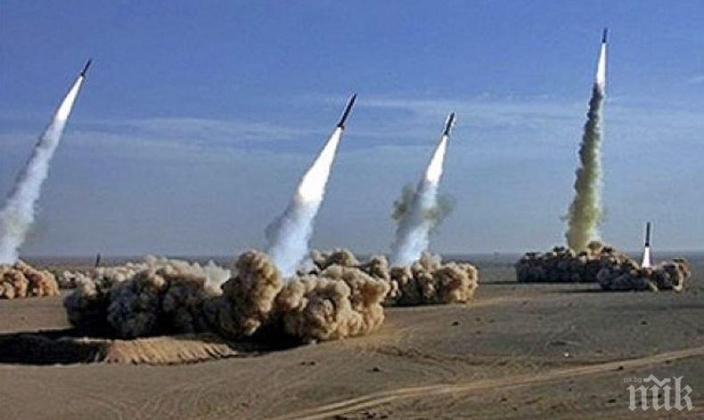 САЩ са готови да разположат ядрени ракети в Европа за сдържане на Русия