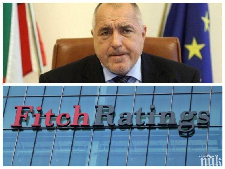 """След вдигането на кредитния рейтинг – световните хай-тек компании искат да са партньори на кабинета """"Борисов"""""""