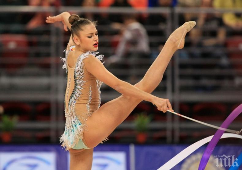 Коронавирусът плъзна и в художествената гимнастика, четири са положителните проби в националния отбор