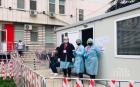 Доброволци от ГЕРБ в Русе влизат като санитари в болниците