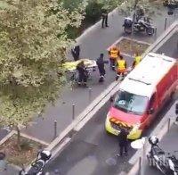 Задържаха трети мъж заради касапницата в Ница