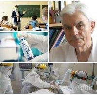 Акад. Богдан Петрунов бие тревога със страшно предупреждение: Последиците дори след леко преболедуване на COVID-19 са сериозни
