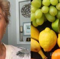 Силвена Роу с полезни съвети за хранене срещу вируси: Яжте кисело зеле цяла зима за имунитет