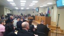 ОТ ПОСЛЕДНИТЕ МИНУТИ: COVID-19 и сред общинарите в Плевен - отложиха заседанието
