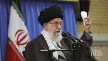 Аятолах Али Хаменей с послание до младежите на Франция