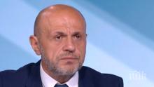 ЧЕРНА ЖЪТВА ВЪВ ВЛАСТТА: Коронавирусът донесе смърт и в семейството на Томислав Дончев