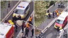 ШОКИРАЩО: Атентаторът от Ница обезглавил жена (ВИДЕО/СНИМКИ)
