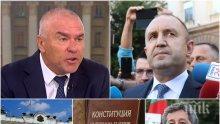 Марешки срази Румен Радев: Да замълчи, бюджет не е правил, а е и на заплата! Христо Иванов си вдигна рейтинга с протестите и се скри