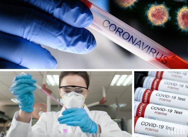 ИЗВЪНРЕДНО В ПИК: Мъже на 41 и 43 години без други заболявания починаха от коронавирус! Нови 67 медици са заразени