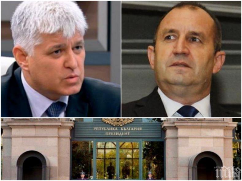 ПОТВЪРДИ СЕ НОВИНАТА НА ПИК: Главният секретар на президента Димитър Стоянов е с COVID-19 - Радев се изолира