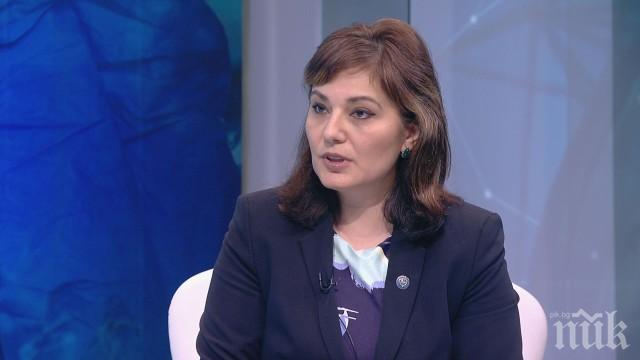 Съдът оправда окончателно проф. Асена Сербезова