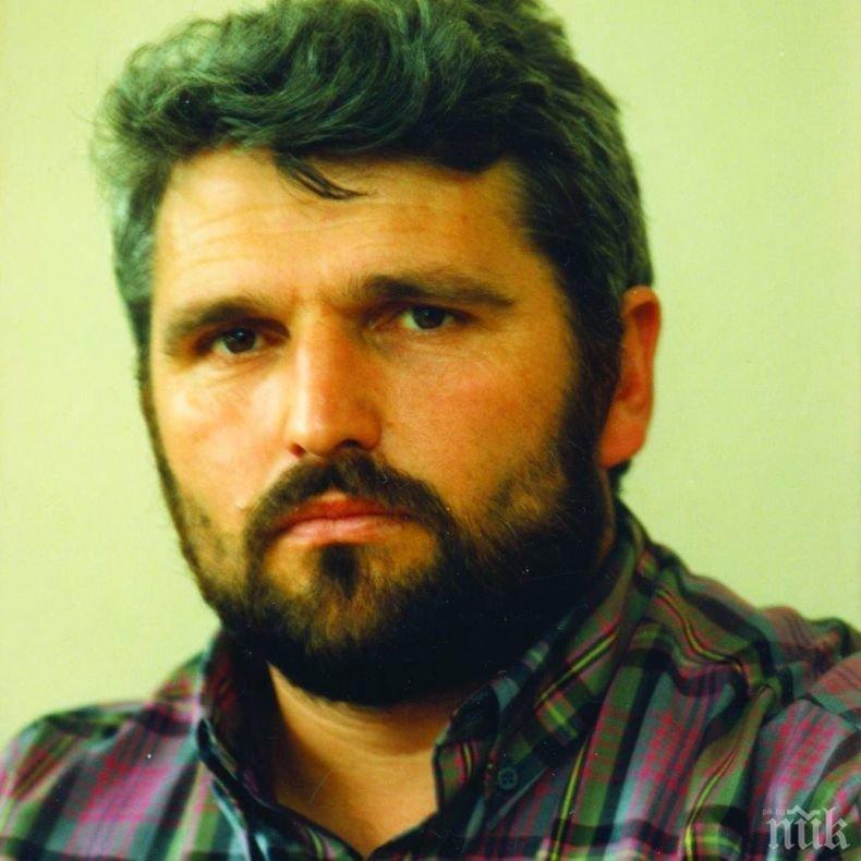 Поредна трагедия: COVID-19 покоси за 6 часа журналиста Пламен Григоров