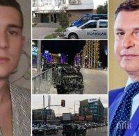 извънредно пик софийски градски съд решава ареста убиеца милен цветков доведоха конвой кристиан николов видео обновена