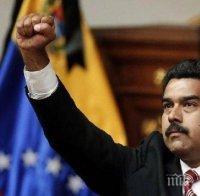 николас мадуро подигра сащ венецуела резултатите вота готови веднага