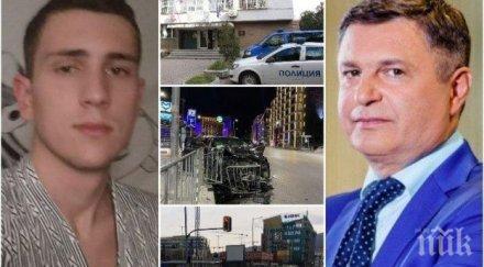 ПЪРВО В ПИК TV: Съдът остави в ареста убиеца на Милен Цветков (ВИДЕО/ОБНОВЕНА)