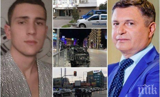 ОТ ПОСЛЕДНИТЕ МИНУТИ: Оставиха зад решетките Кристиан Николов, убиеца на Милен Цветков