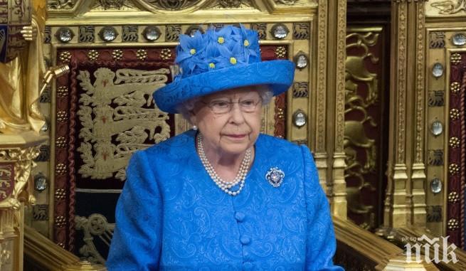 Британската кралица се похвали с две нови кучета