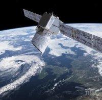 китай изстреля орбита първия сателит
