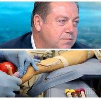 Д-р Иван Маджаров обясни защо е абсурдно изискването за положителен PСR-тест за дарителите на кръвна плазма