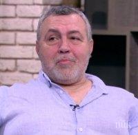 Христо Мутафчиев с отпор срещу заплахите на Минеков: Театрите не са казина! Не всявайте страх
