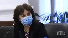 ИЗВЪНРЕДНО: COVID-19 остави РЗИ-София без директор, новата шефка е със симптоми на заразата
