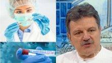 Топ пулмологът д-р Александър Симидчиев: Основната част от хората с респираторни симптоми са с коронавирус