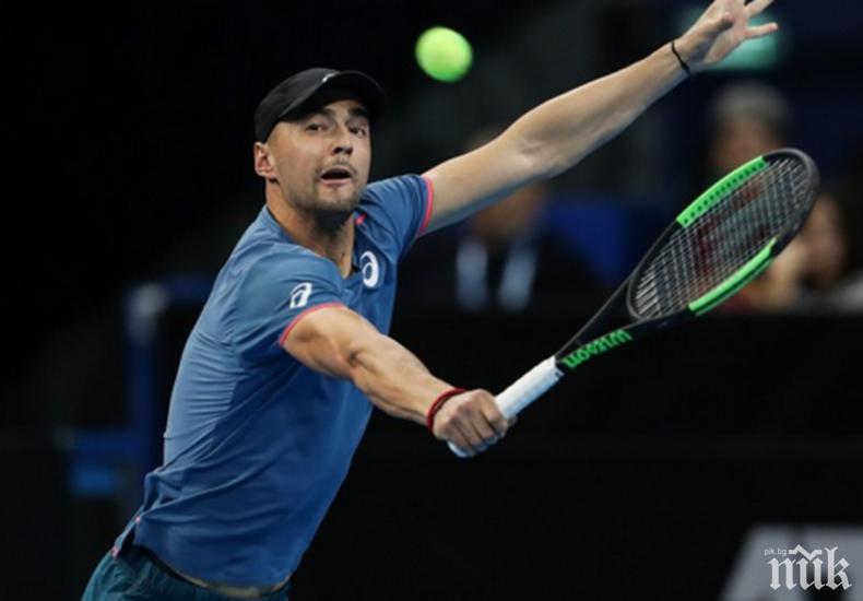 Кузманов с рекордно класиране в световната ранглиста, Гришо отстъпи една позиция