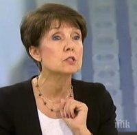 Пулмологът д-р София Ангелова: Водещ симптом за по-леко преминаване през коронавируса е високата температура
