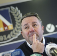 Стоянович решава съдбата на двама от помощниците си в Левски през декември