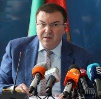 Здравният министър проф. Ангелов с важна новина: Локдаун няма да има, до края на седмицата в системата влизат огромен брой антигенни тестове
