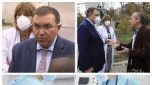 Назначаването на Мангъров за шеф на COVID-отделението в Инфекциозна болница - тест за идиотия