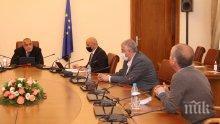 Мангъров ще лежи на съвестта на Борисов