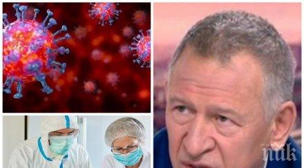 пик стойчо кацаров всеки души минат коронавируса крак сто заразените оздравеят спазвайте прости правила