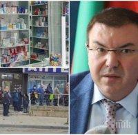 ВЪВ ВИХЪРА НА ПАНДЕМИЯТА: Здравният министър проф. Костадин Ангелов с отчаян апел: Хора, спрете да използвате антибиотици или други препарати като лечение