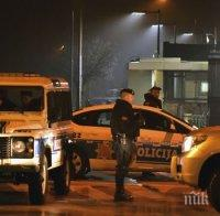 Черна гора въведе строги мерки и полицейски час