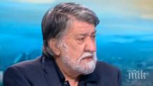 Вежди Рашидов скърби за Максим Минчев: Напусна ни един талантлив журналист, честен човек и предан приятел