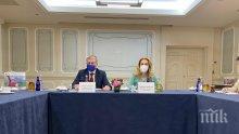 Вицепремиерът Николова пред турски туроператори: България има прекрасни възможности за зимни спортове