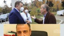 """Лидерът на джипитата: Мангъров да си гледа отделението! Той се грижи за 15 пациенти, през нас минават по 50 на ден. Ако аптеките искат да умират хора, нека казват """"не"""" на сниманите рецепти"""