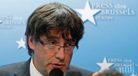 европарламентът разглежда отнемането имунитета карлес пучдемон