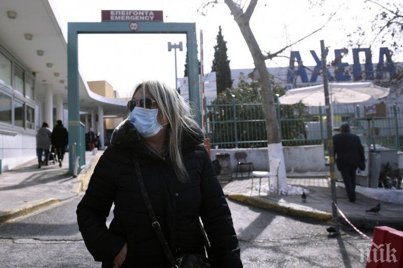 Рязък скок на заразените с корановирус в Солун