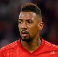 Арсенал, Челси и Тотнъм следят защитник на Байерн